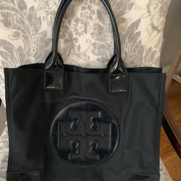 Tory Burch Handbags - Authentic Tory Burch Patent Ella Tote
